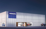 Corporate Design VRE delle sedi Volvo in Italia